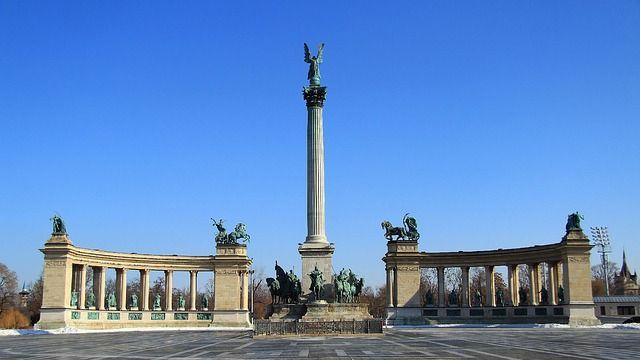 Heroes' Square-Millennium Monument