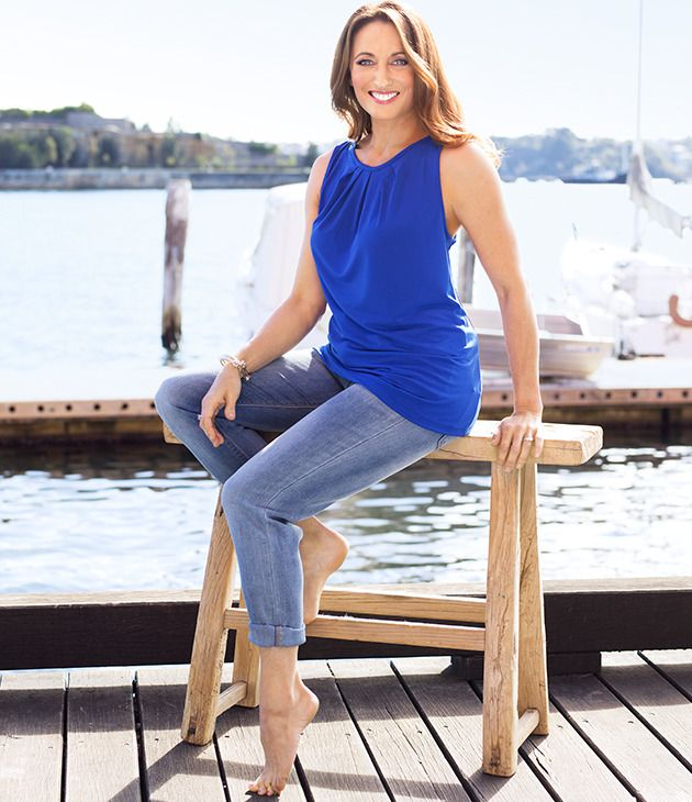Georgie Parker shares her wellness tips with Prevention: https://au.lifestyle.yahoo.com/prevention/magazine/a/24820514/free-spirited-funny-searingly-honest-georgie/