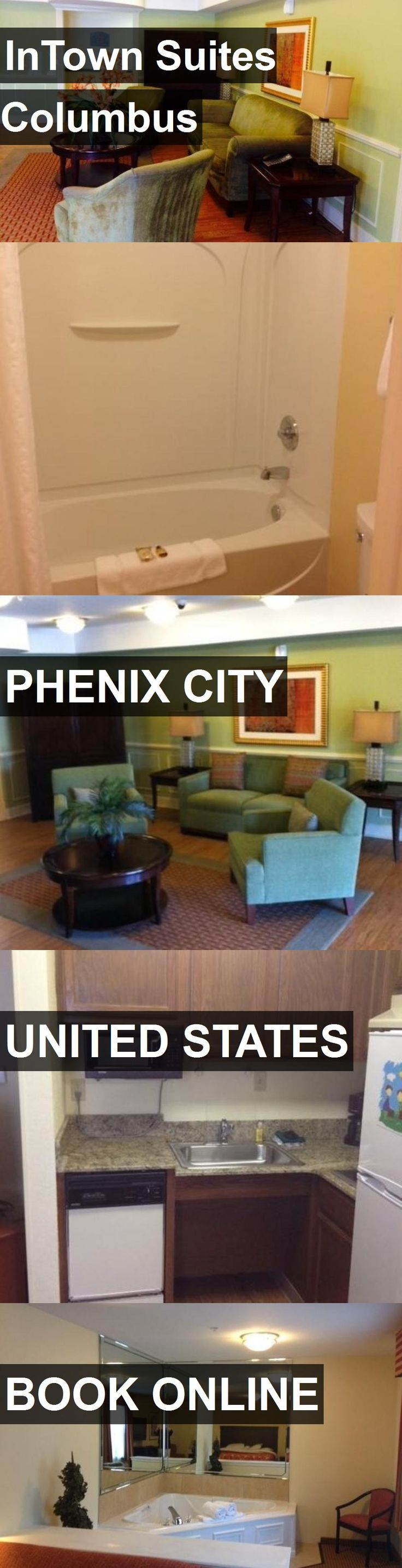 Hotel InTown Suites Columbus in Phenix City, United States. For more information, photos, reviews and best prices please follow the link. #UnitedStates #PhenixCity #InTownSuitesColumbus #hotel #travel #vacation