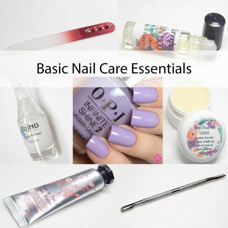 Basic Nail Care Essentials | eBay