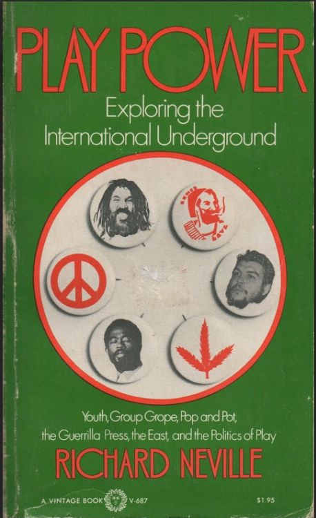 """teenpelagius: Richard Neville was an Australian journalist and provocateur who was at the center of the """"Schoolkids Oz"""" obscenity trial in London in 1971. Although Neville's conviction was ultimately overturned, the trial pretty much spelled the end of the counterculture publication Oz.Like a lot of hippies, Neville eventually switched sides and for many years has been a wealthy advertising executive and consultant in Australia."""