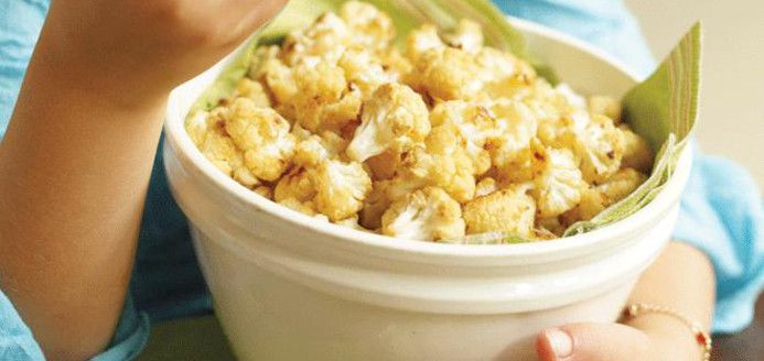 Pop-corn de chou-fleur- The best