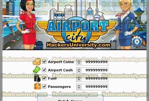 Airport City Hack Cheats