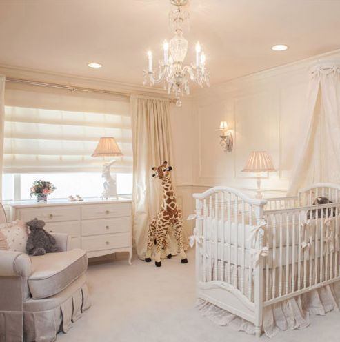 25 best ideas about cream nursery on pinterest baby for Cream and pink bedroom ideas