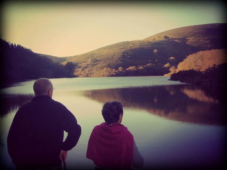 Le lac de Xoldokogaina ou d'Ibardin, Urrugne, Pays Basque, 64  www.urrugne.com