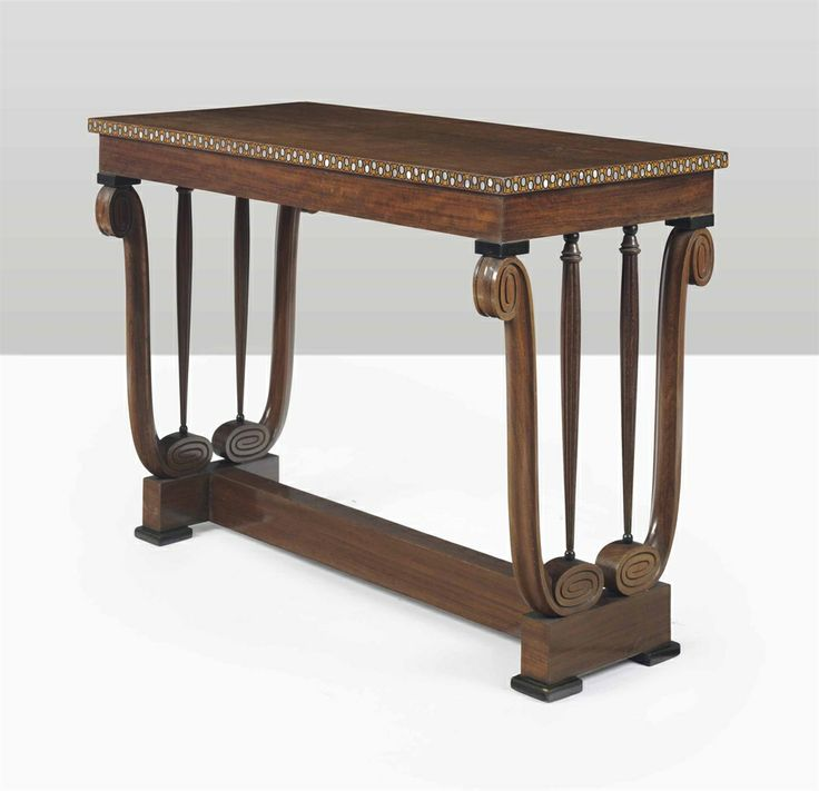 Maurice dufrene 1876 1955 an occasional table circa for Furniture 0 interest
