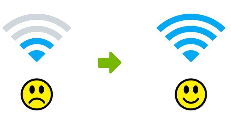 So kannst du dein WLAN-Signal verstärken