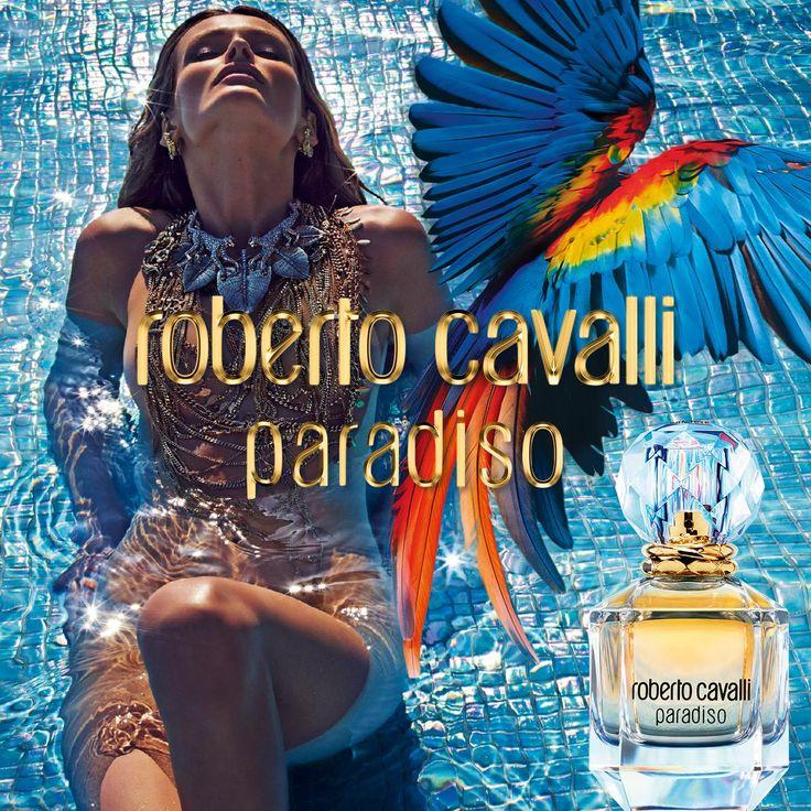 "Robert Cavalli ""Paradiso"" Parfum"