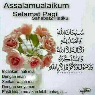 Kata Mutiara Islam Selamat Pagi Kutipan Selamat Pagi Selamat Pagi Kata Kata Mutiara