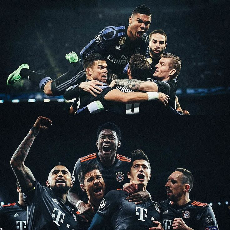 Two strong performances from @realmadrid and @fcbayern last night  Which team do you think has the best chance of winning the Champions League?  Comment below!  . . Images; si.com . . #footydotcom #fcfc #footballboot #soccercleats #cleats #football #soccer #futbol #cleatstagram #totalsoccerofficial #fussball #footballnews #featuredfootwear #adidasfootball #adidassoccer #neverfollow #adidas #championsleague #ucl #europe #realmadrid #madrid #halamadrid #madridistas #bayern #bayernmunich…