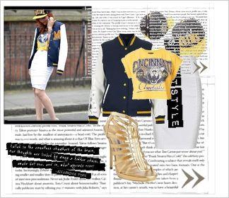 Zestaw ubrań Street Style