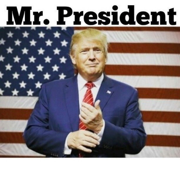 America has spoken, they want this fucktard of a man in office
