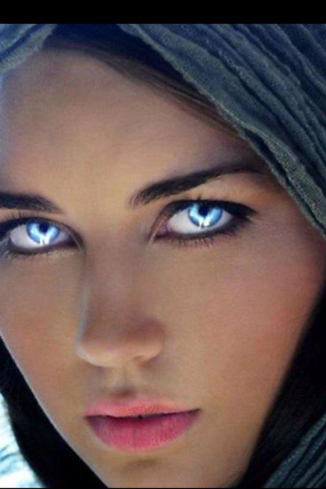 No es posible, que color de ojos!!!
