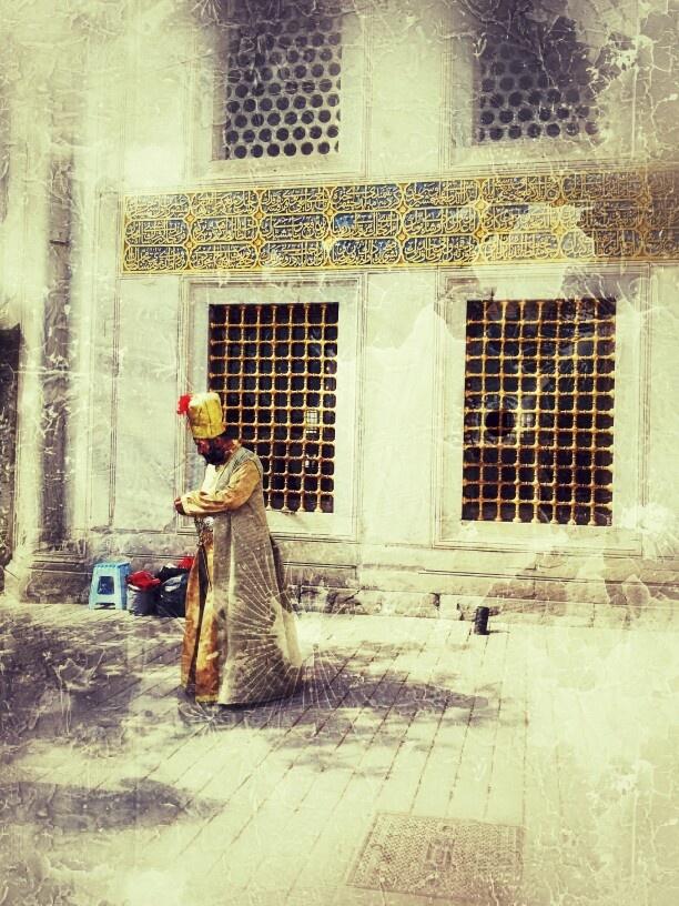 Sultanul din Sultanahmet