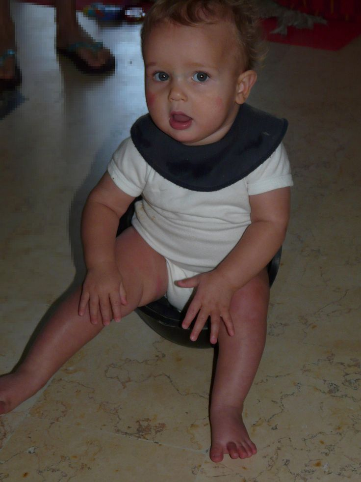 how to begin toilet training a boy
