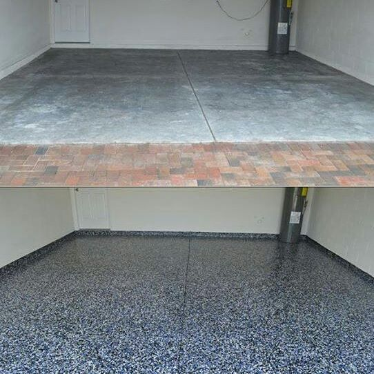 Garage Epoxy Floor Coatings A Collection Of Ideas To Try