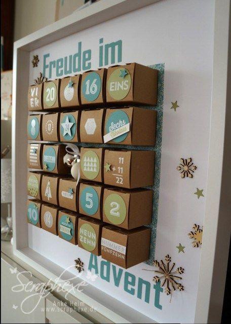 Vorfreue ist die beste Freude - deswegen gibt es für die Kids auch dieses Jahr wieder einen Adventskalender. Wir haben ein paar schöne Ideen gefunden, wie man einen eigenen Adventskalender bastelt und welche netten kleinen Präsente man hineingeben kann. Auf blog.balloonas.com findest Du noch mehr schöne Ideen. #balloonas #adventskalender #weihnachten #kalender #diy