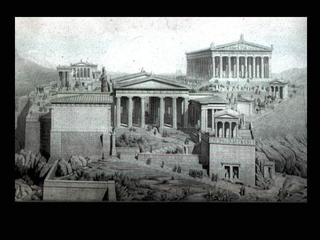 Acrópole de Athenas