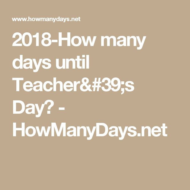 176 best How Many Days Until...? images on Pinterest | Learning ...