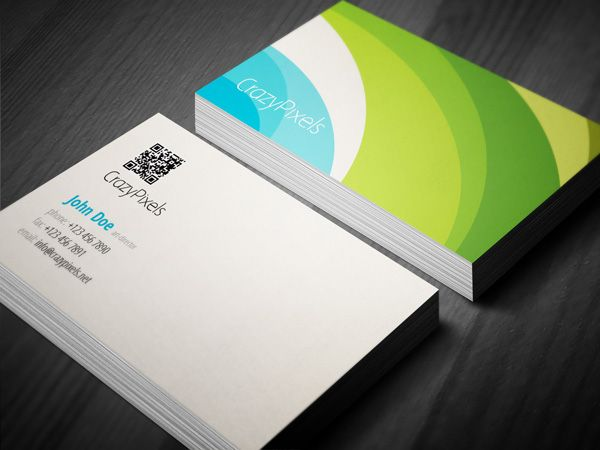 5 High-quality Business Card Designs for Free