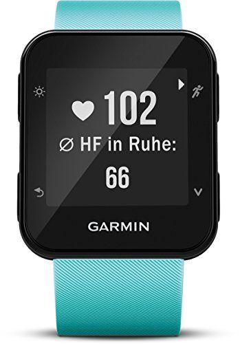 Garmin Forerunner 35 – Montre GPS de Course à Pied Connectée avec Cardio Poignet: cardio poignet rapport d'activité smart notifications…