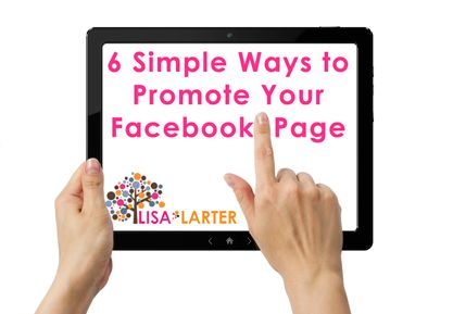 Promote your Facebook Page by sharing great content!http://ow.ly/dLSGR