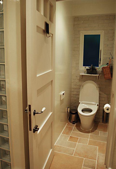 バスルームの施工例
