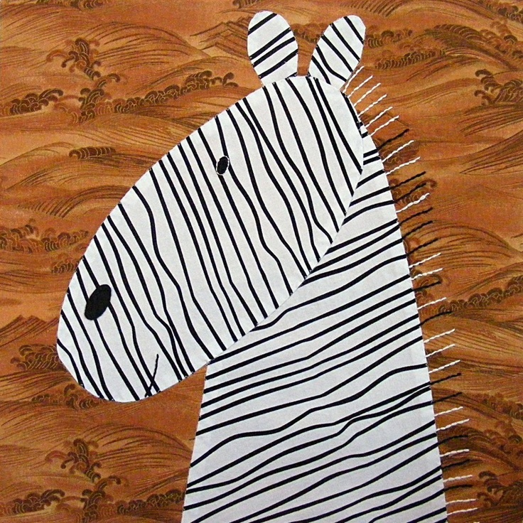 Schrijfoefening zebra