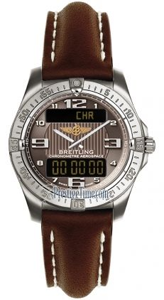 Breitling Aerospace Avantage.  Another gift for the best one
