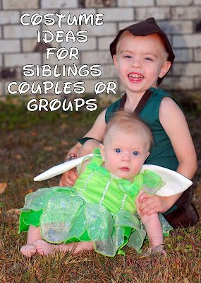 Costume Ideas for Siblings Couples and Groups