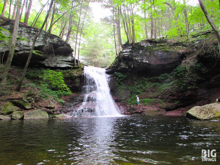 7 Secret Swimming Spots in PA
