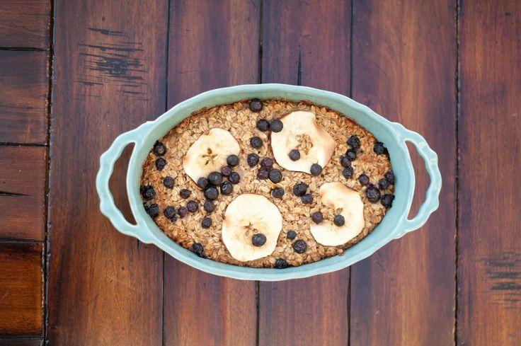 Baked Oatmeal   Natrel