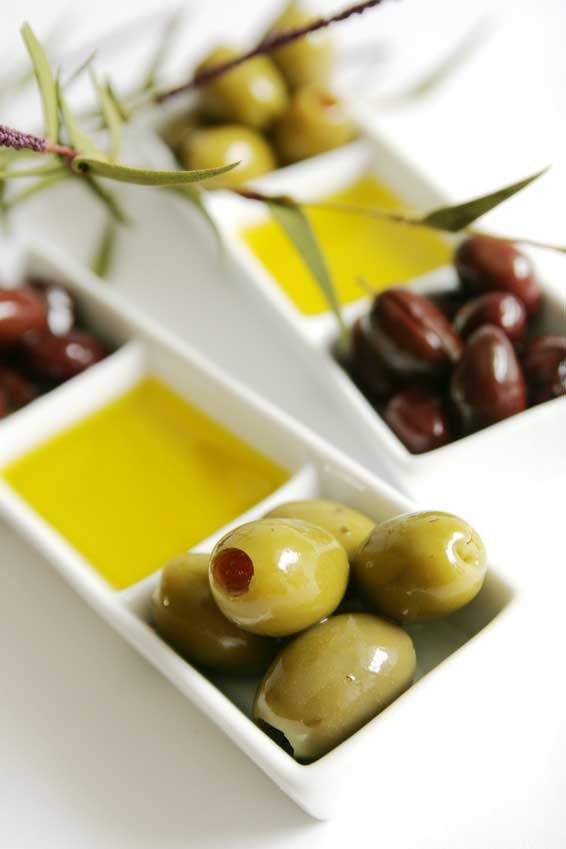 Greek Olives & Olive Oil, there is nothing like fresh Greek olive oil! That and fresh bread out of the wood oven!