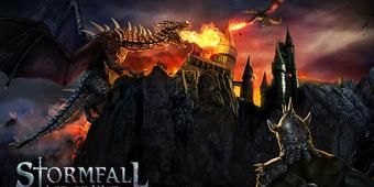 STORMFALL: AGE OF WAR is the most played fantasy browser game on Facebook, available also a stand-alone game.