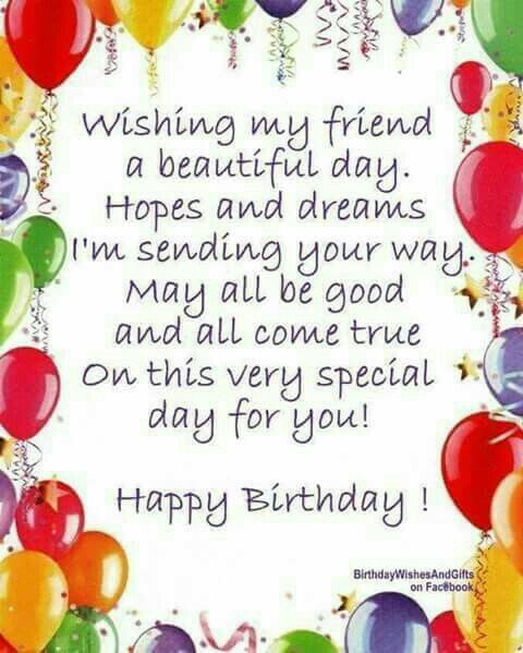 17 Best Friend Birthday Quotes – Best Greeting for Birthday
