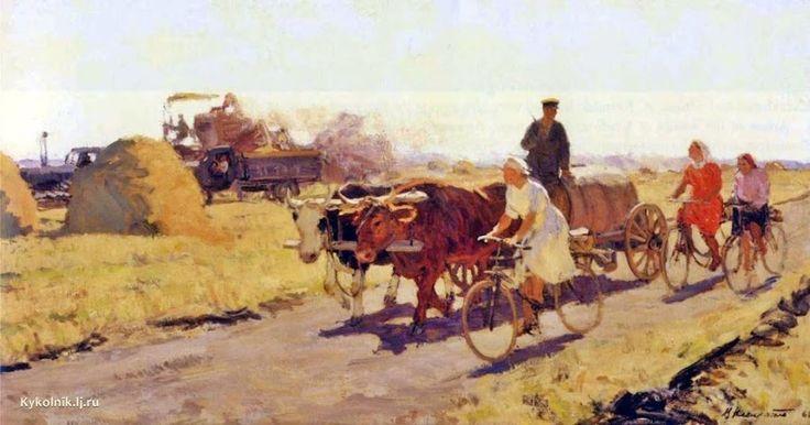 Нечитайло Василий Кириллович «На Кубани»