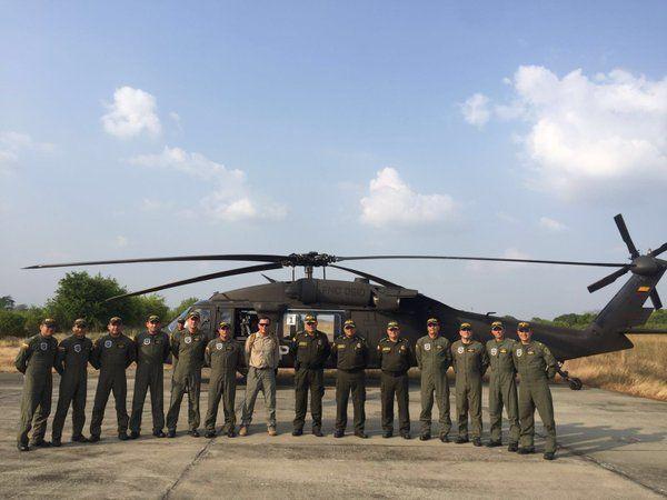 Helicópteros de la Policia Nacional de Colombia - Página 19 - América Militar