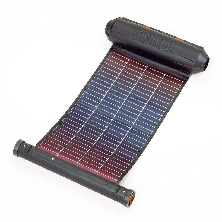 Bushnell Powersync Solarwrap 250 | www.lightgear.gr