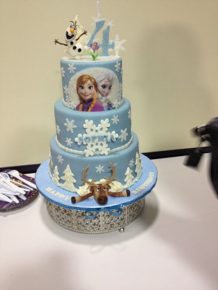 112 Best Frozen Birthday Images On Pinterest Frozen