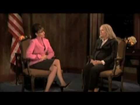 SNL Tina Fey then Gov. Palin - YouTube -- Really, really amazing.