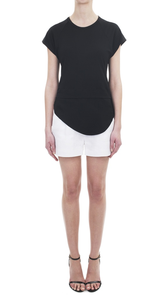 Form Tee  $190.00  Sizes: XS, S, M, L    shop.danielvosovicny.com
