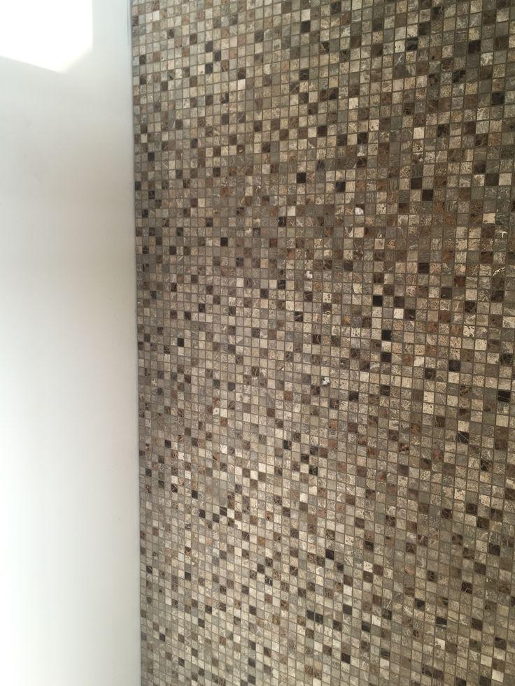 11 best images about natuursteen mozaieken on pinterest tes doors and met - Deco mozaieken badkamer ...