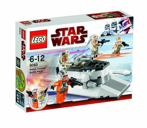 Lego Star Wars 8083 Rebel Trooper Battle Pack * You can get more details by clicking on the image.Note:It is affiliate link to Amazon.