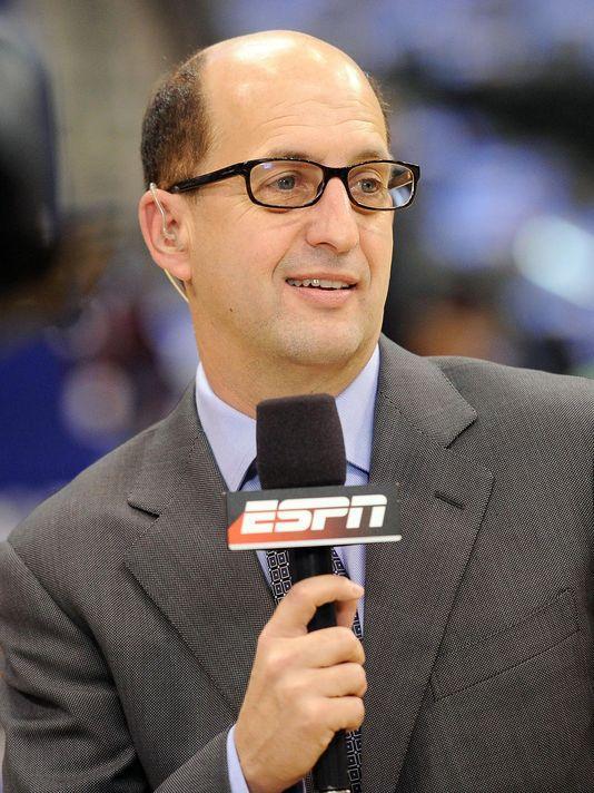 Why ESPN's Jeff Van Gundy won't call Knicks-Bulls game