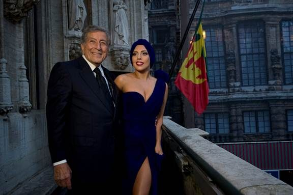 Tony Bennett and Lady Gaga's widely acclaimed jazz album, Cheek To Cheek, debuted at no. 1 this week on the Billboard 200 Album and hits #1 on the Jazz Album and Traditional Jazz Album Charts. Rele...