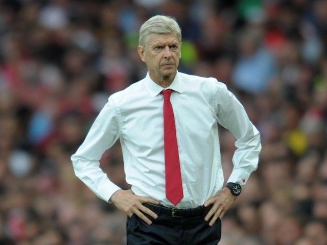 Arsene Wenger stresses importance of Arsenal topping Champions League group