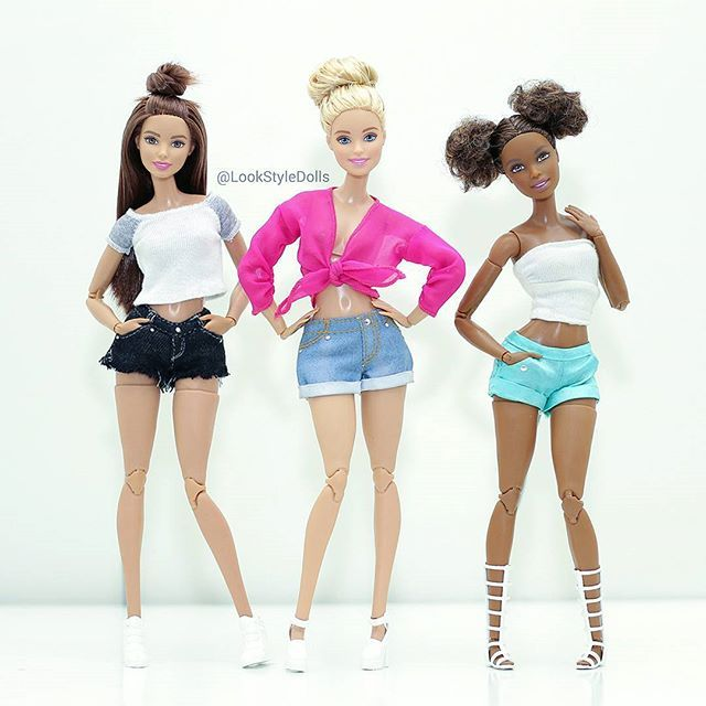 Best 25 barbie stuff ideas on pinterest mini barbie dolls diy barbie barbiestyle solutioingenieria Choice Image