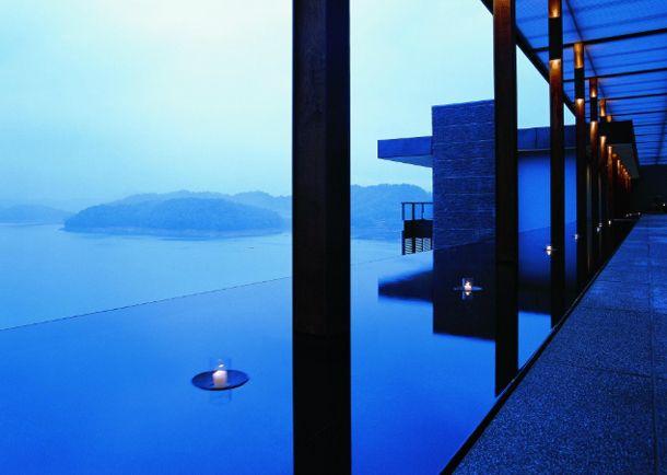 The Lalu, Sun Moon Lake, Taiwan