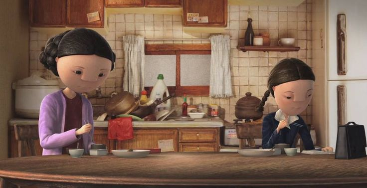 Μαμά … μια ζωή! Ένα διαφορετικό animation!