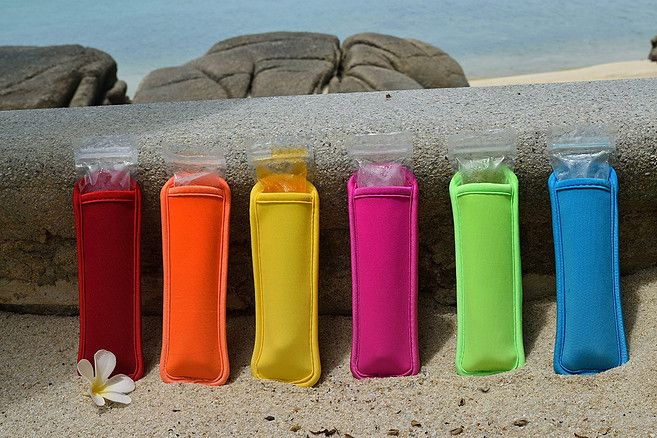 FUMCare | Ice Pop Molds Mixed